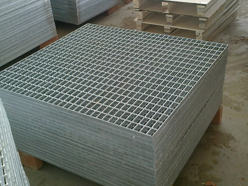 galvanized bar grating